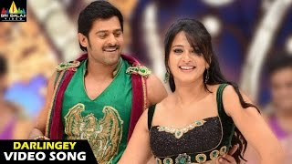 getlinkyoutube.com-Mirchi Songs | Darlingey Video Song | Latest Telugu Video Songs | Prabhas, Anushka
