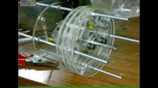 Magnet Motor 1  المحرك المغناطيسي