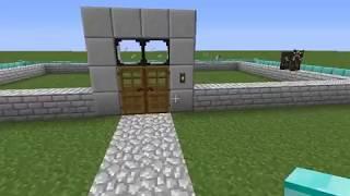 getlinkyoutube.com-[양키]마인크래프트 가구모드 가장멋진집 만들기!! 꿀잼 ㅋㅋㅋ