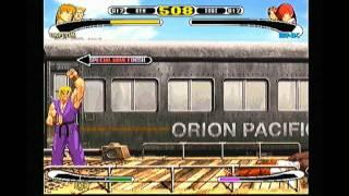 getlinkyoutube.com-Capcom Vs SNK Sega Dreamcast Gameplay HD