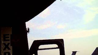 Bell UH-1H Huey Start Up and Takeoff (inside)(23 July 2011)