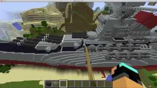 getlinkyoutube.com-Minecraft Space Yamato/Argo