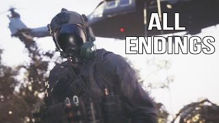 getlinkyoutube.com-Resident Evil 7 - All Endings (Ending 1 + Ending 2)