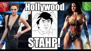 getlinkyoutube.com-Gal Gadot as Wonder Woman..? Really???