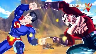 getlinkyoutube.com-SUPERMAN AND VEGETA FUSION?! | Dragon Ball Xenoverse [Episode 61]