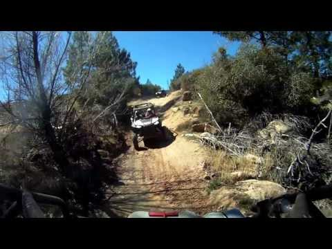 Miller Canyon SXS Action