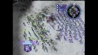 getlinkyoutube.com-Halo Wars Epic Battles Episode 19: Mixed - Jackals vs Flamethrowers