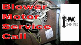 getlinkyoutube.com-HVAC Service- Troubleshooting a Blower motor