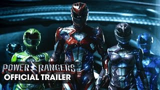 getlinkyoutube.com-Power Rangers (2017 Movie) Official Trailer – It's Morphin Time!