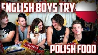 getlinkyoutube.com-ENGLISH BOYS TRY POLISH FOOD