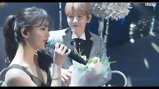 "Suzy 수지 & BAEKHYUN 백현 Live Performance ""Dream"" @The 31st Golden Disc Awards 2017"