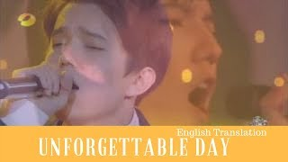 Dimash 'Unforgettable Day'- the story behind the song with English subtitles