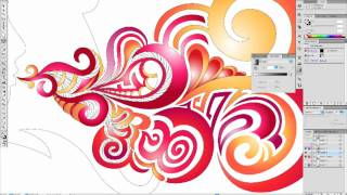 getlinkyoutube.com-Digital Art in Illustrator CS4