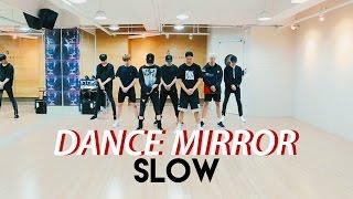 MONSTA X - STUCK (너게만 집착해) DANCE MIRROR SLOW