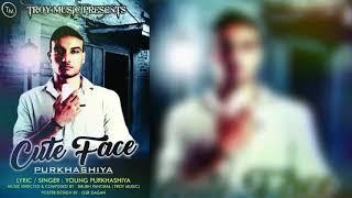 Cute Face | Latest Haryanvi Dj Song 2017 | Young Purkhasiya | TROY MUSIC