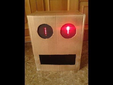 how to dance party rock robot