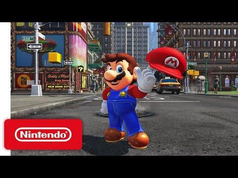 Super Mario Odyssey (NS)  © Nintendo 2017   2/2