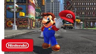 getlinkyoutube.com-Super Mario Odyssey - Nintendo Switch Presentation 2017 Trailer
