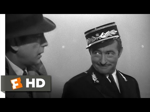 The Beginning of a Beautiful Friendship - Casablanca (6/6) Movie CLIP (1942) HD