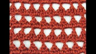 Crochet: Punto Calado # 33