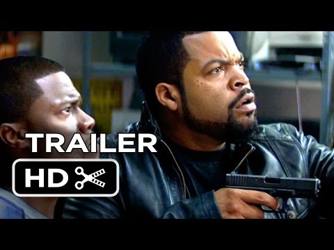 Ride Along Official Trailer #1 (2014) - Kevin Hart, Ice Cube