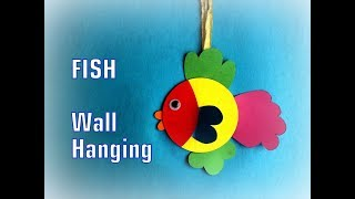 DIY Wall Hanging Craft Idea | DIY Kids Craft | CD Craft | Best Out of Waste