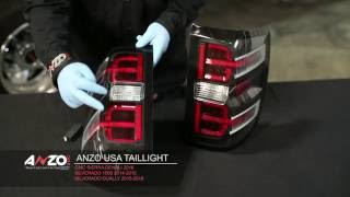 getlinkyoutube.com-AnzoUSA 2014-15 Silverado Led Tail Light Install