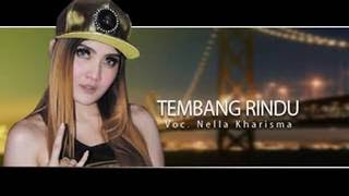 TEMBANG RINDU KOPLO - NELLA KHARISMA karaoke dangdut (Tanpa vokal) cover