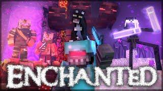 "getlinkyoutube.com-""Enchanted"" - A Minecraft Music Video (Parody)"