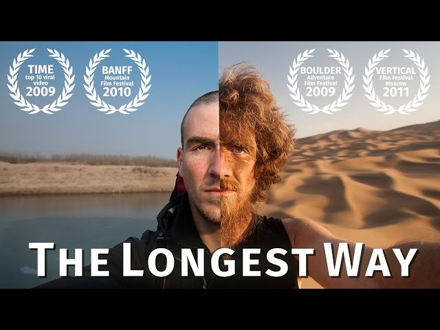 The Longest Way 1.0 - zu Fuss quer durch China - a photo every day timelapse