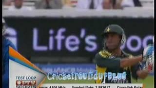 Pakistani Team Song- Boom Boom Maray Kabhi Choka - PTV Sports width=