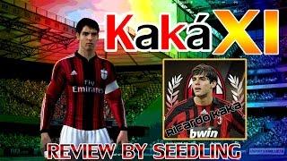 getlinkyoutube.com-FIFA Online3 - Review นักเตะสบายๆ # Kaká XI หน้า-ตา-ดี