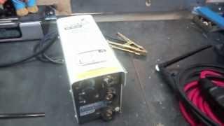 getlinkyoutube.com-Converting Harbor Freight Stick welder to DC Tig
