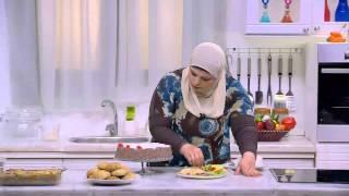 الكيكة الاسفنجية  | نجلاء الشرشابي