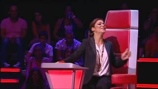 getlinkyoutube.com-Carolina Cardetas - Roar - The Voice Kids