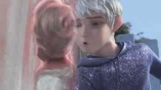 Jack frost and Elsa's wedding