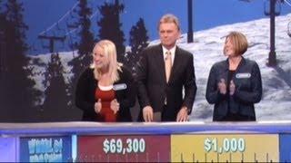 Wheel of Fortune - Maingame Winnings Record Broken (Dec. 21, 2012)