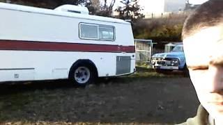 getlinkyoutube.com-Rarest RV New Aquisition Twin Coach Cortez 1974 Part 1
