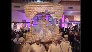 getlinkyoutube.com-جمالية الزفاف المغربي - www.starmagpress.com