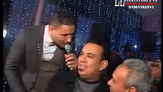 محمود الليثى و حماده الليثى و ابوهم سمير الليثى و الفنان محمد عبدالسلام