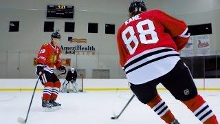 getlinkyoutube.com-GoPro: On the Ice with Patrick Kane & Jonathan Toews - Episode 4