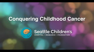 getlinkyoutube.com-Conquering Childhood Cancer: A Seattle Children's KOMO TV Special - full length