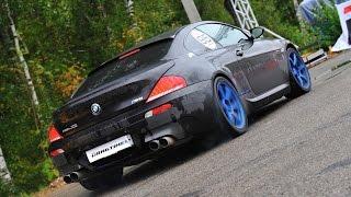 getlinkyoutube.com-900 HP BMW M6 E63 vs. 700 HP Nissan GT-R R35. Unlim 500+