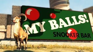 getlinkyoutube.com-ILLUMICATI | Goat Simulator PayDay DLC #4