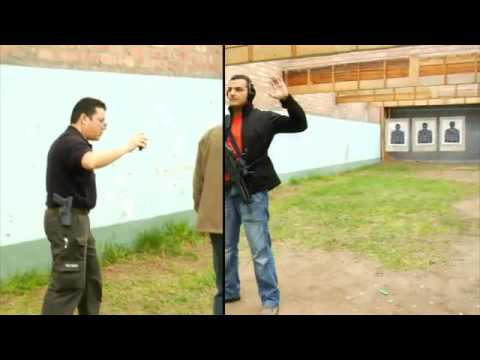 II Concurso de Tiro Defensivo con Revolver  38 SPL Parte II
