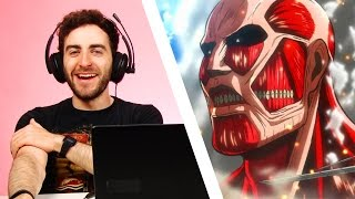 Irish People Watch Attack On Titan For The First Time