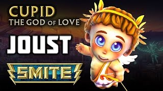 Quickest & Best Game Ever! (My OP Cupid Build) - Cupid Joust 1vs1 Gameplay (SMITE)