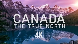 getlinkyoutube.com-Canada, Epic Drone Footage of British Columbia, Alberta and Yukon (4K)
