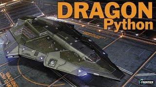 getlinkyoutube.com-Elite: Dangerous. Dragon Python. Review