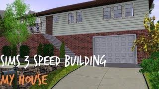 getlinkyoutube.com-Sims 3 Speed Building - My House